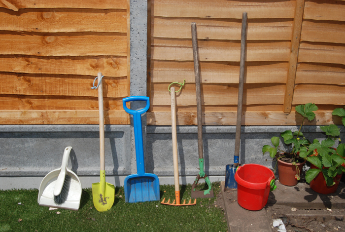 outdoor garden tools