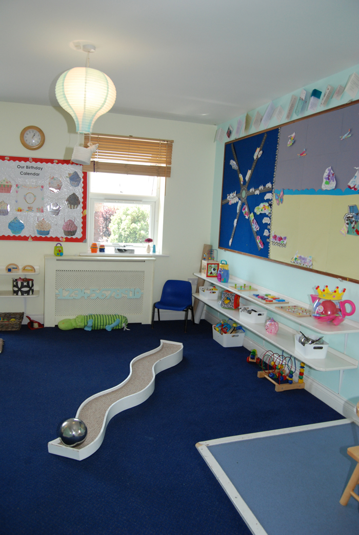 whole hc baby room+ wiggler