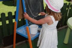 child art outdoor portrait